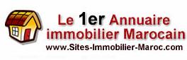 annuaire des sites internet immobilier du maroc